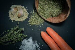 bylinková soľ
